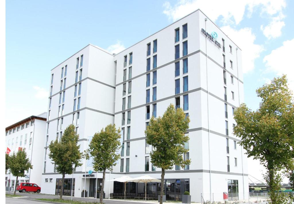 Motel one m nchen garching m nchen informationen und for Motel one wellness