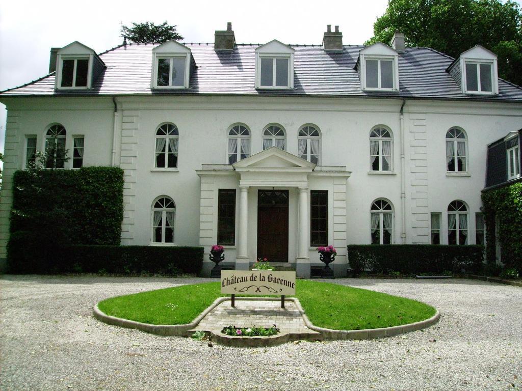Célèbre Chambres d'hôtes Château de la Garenne, Chambres d'hôtes Campagne  FI54