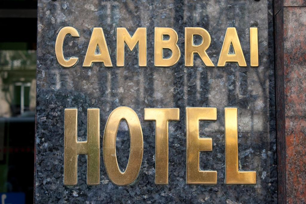 Hotel Cambrai Gare Du Nord