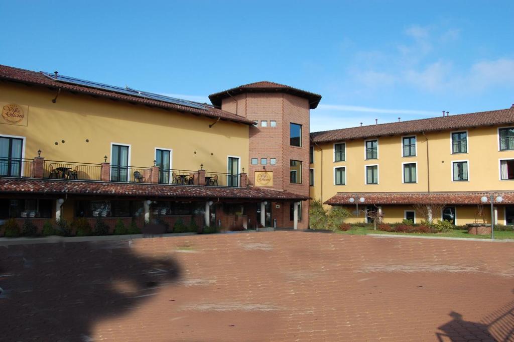 Hotel Pinerolo Villa Glicini