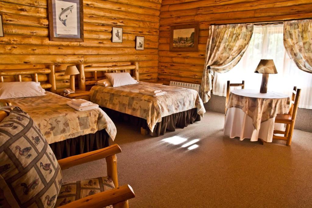 Rio Dorado Lodge Argentina Junn de los Andes  Bookingcom
