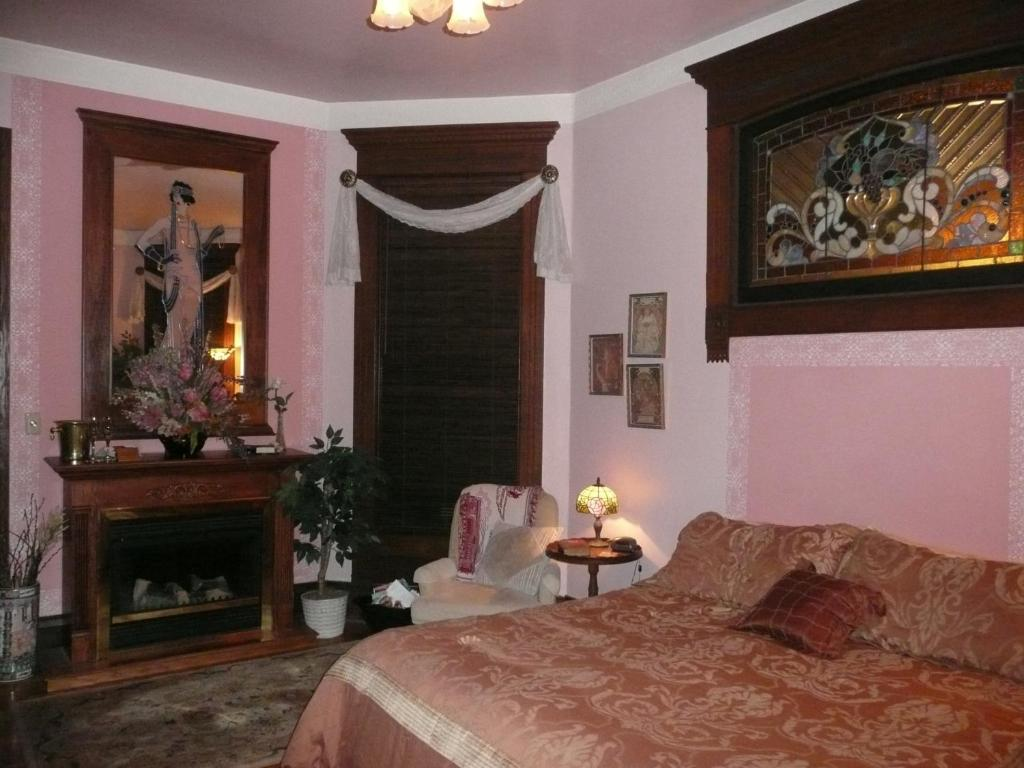 Bed And Breakfast And Spa In Indianapolis