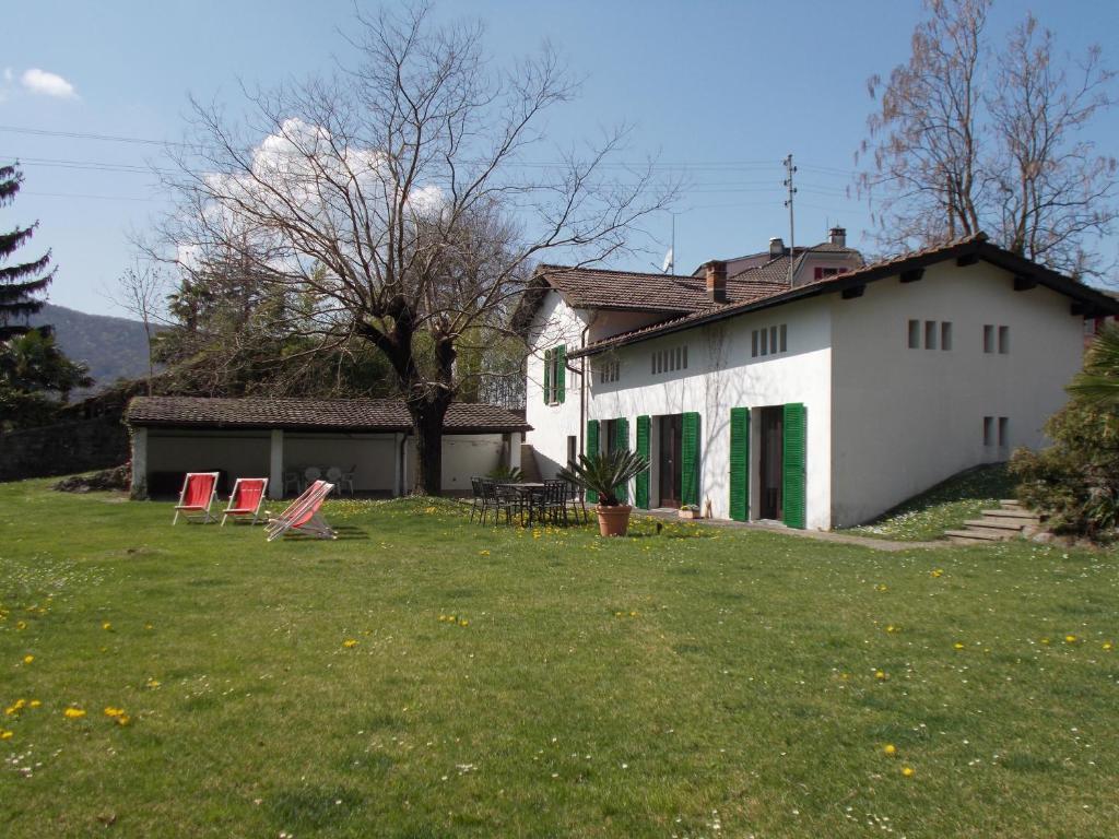 Casa bianchi lugano online booking viamichelin for Booking casas