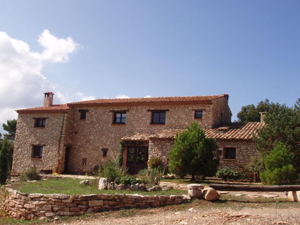 Casa de campo Mas de lArlequi (España Rojals) - Booking.com