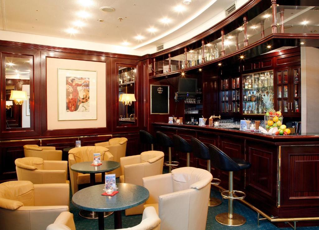Hotel Amadeus Frankfurt Restaurant