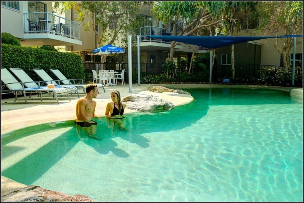 Seacove Resort Coolum Beach Sunshine Coast