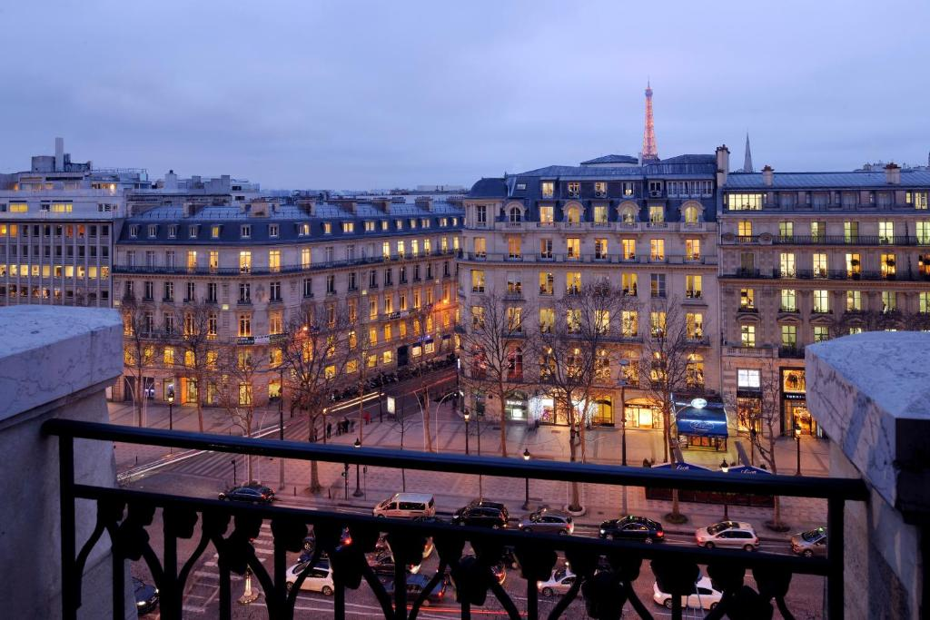 Marriott Hotel Champs Elysees Booking