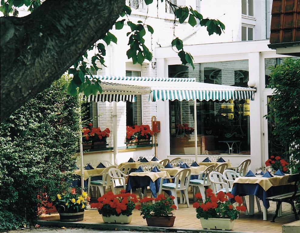 Restaurant Le Saint Louis Saint Omer