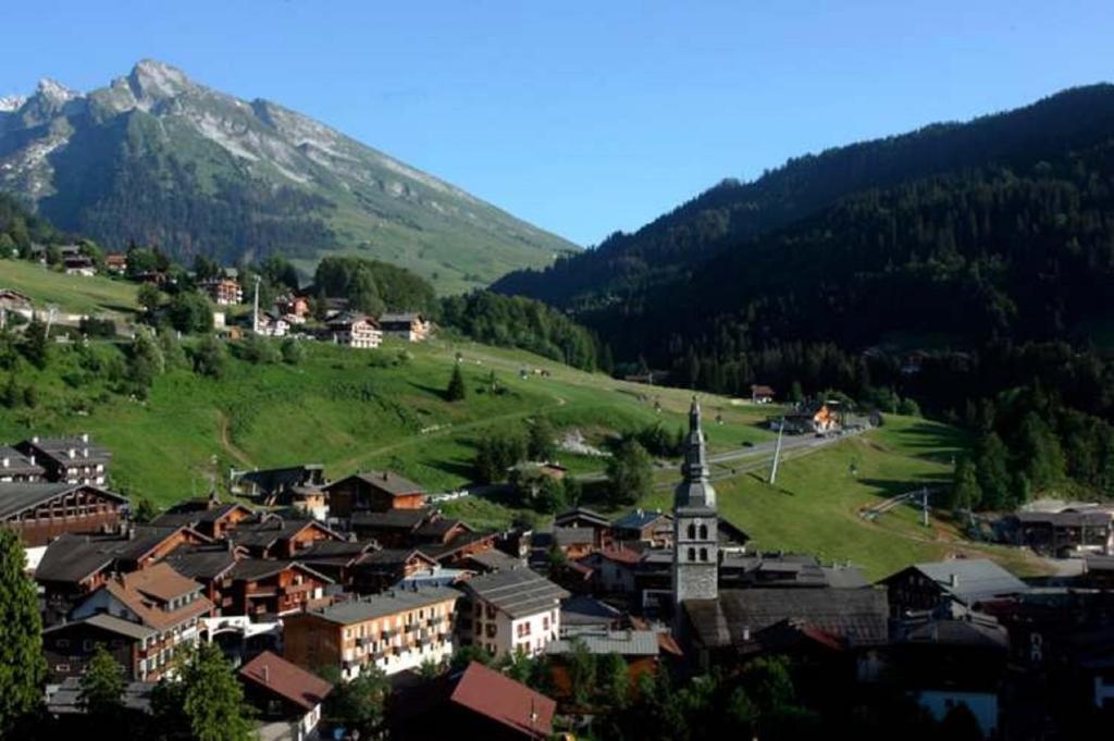 Hotel Les Grandes Alpes La Clusaz