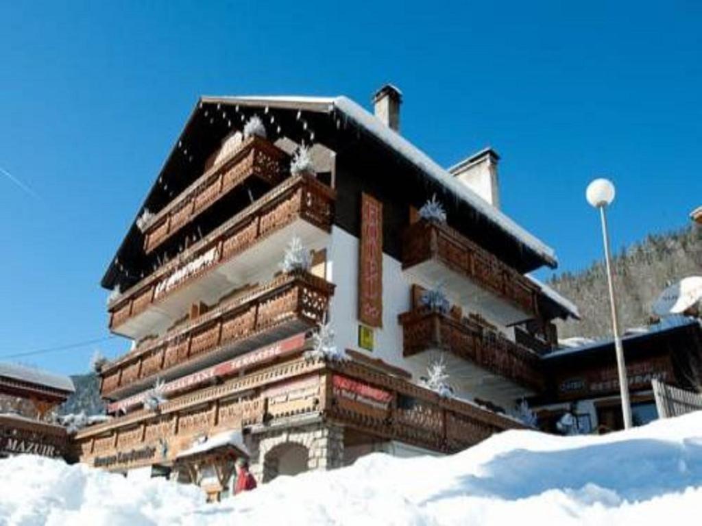 Hotel la montagne r servation gratuite sur viamichelin for Site francais reservation hotel