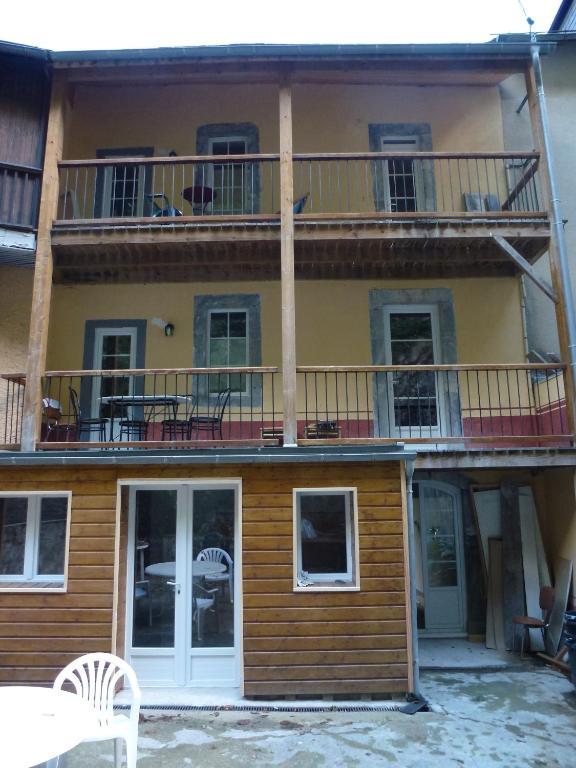 Apartamento bon 39 apparte fran a luz saint sauveur - Apartamentos luz saint sauveur ...