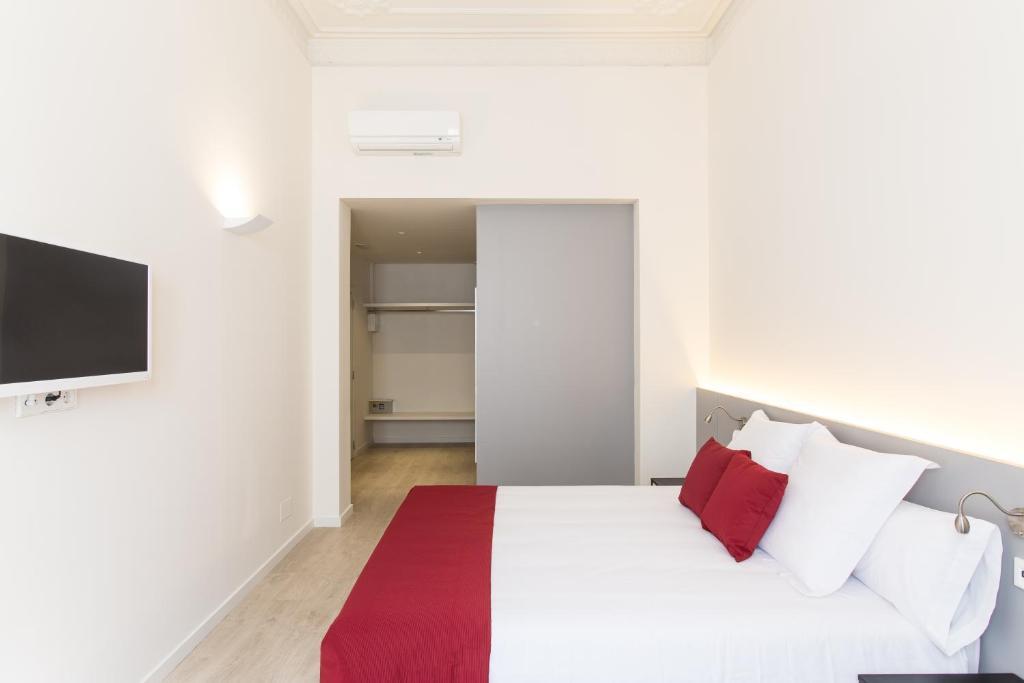 Chambres d 39 h tes izaila plaza catalunya chambres d 39 h tes - Chambre d hote barcelone centre ...