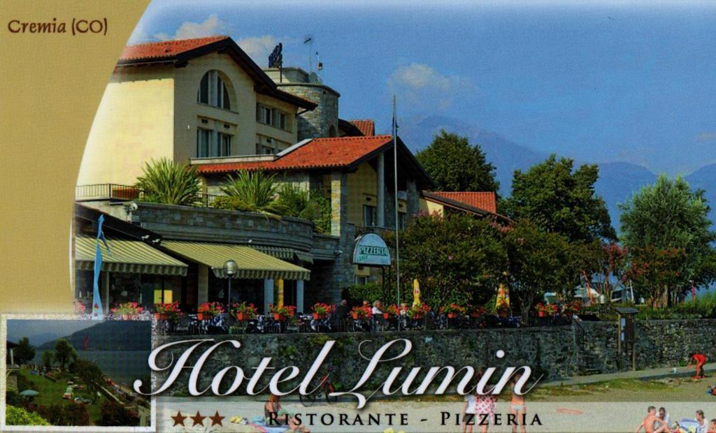 Hotel Lumin Comer See