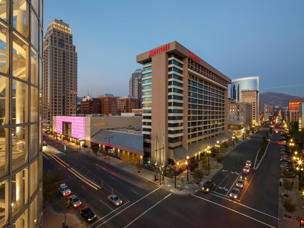 Hotels In Downtown Salt Lake City With Indoor Pool