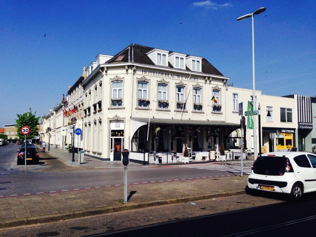 Hotel de blauwe vogel r servation gratuite sur viamichelin for Reserver des hotels