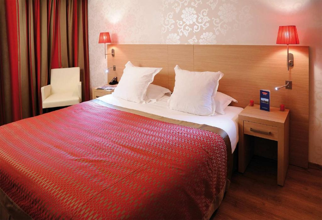 Residhome paris evry r servation gratuite sur viamichelin for Reservation hotel gratuite paris