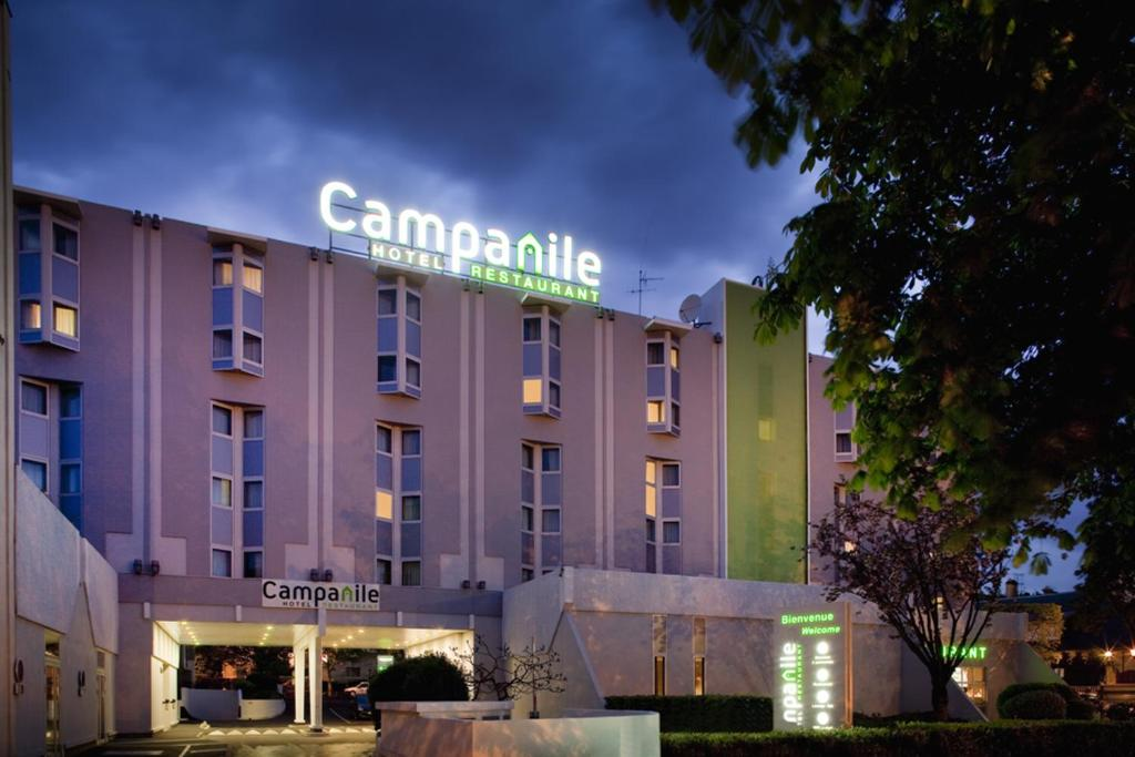 Hotel campanile paris porte d 39 italie le kremlin bic tre - Hotel formule 1 porte d italie ...