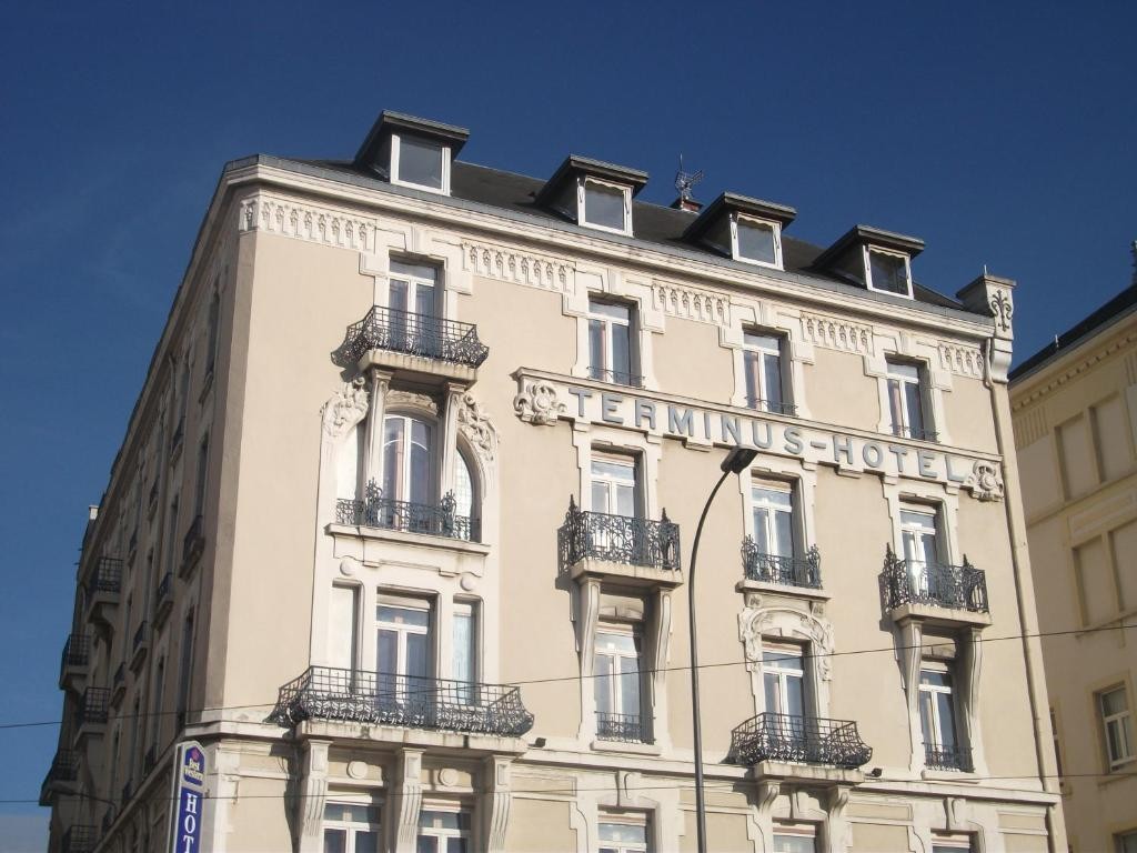 Best western terminus grenoble book your hotel with for Hotels grenoble