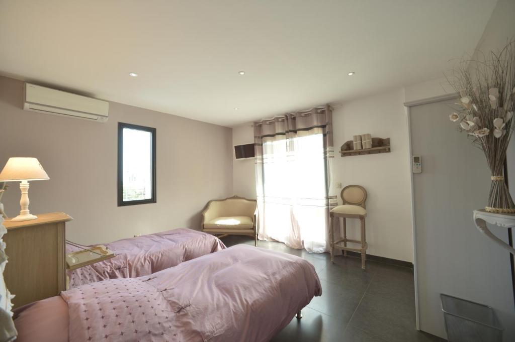 Chambres du0026#39;hu00f4tes Villa Louancelie, Chambres du0026#39;hu00f4tes Cavalaire-sur ...