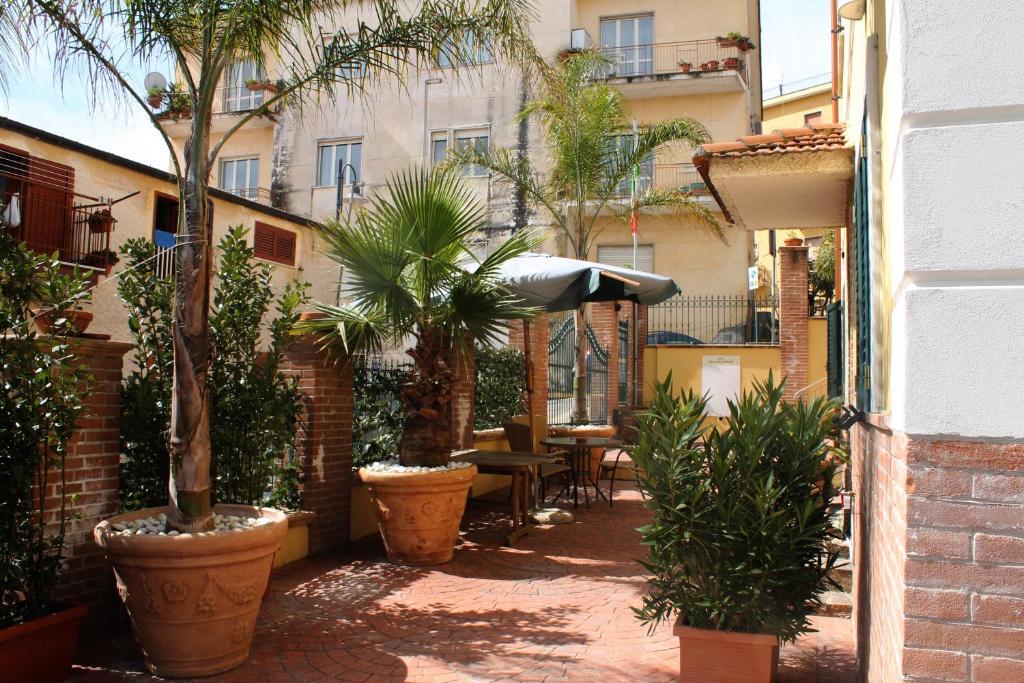 Hotel Villa Scotillo Agropoli