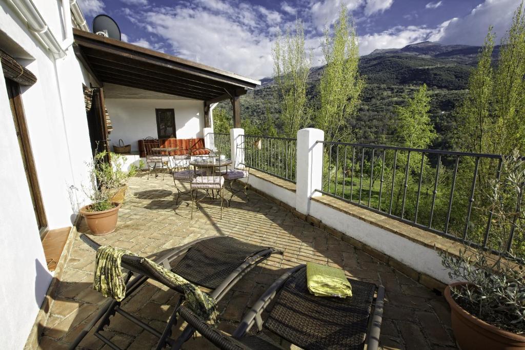 Casa de campo Casa Arroyo de la Greda (España Güéjar Sierra ...