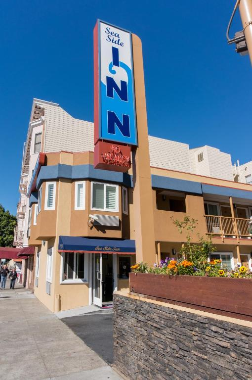 Seaside inn san francisco book your hotel with viamichelin for Lombard motor inn san francisco california