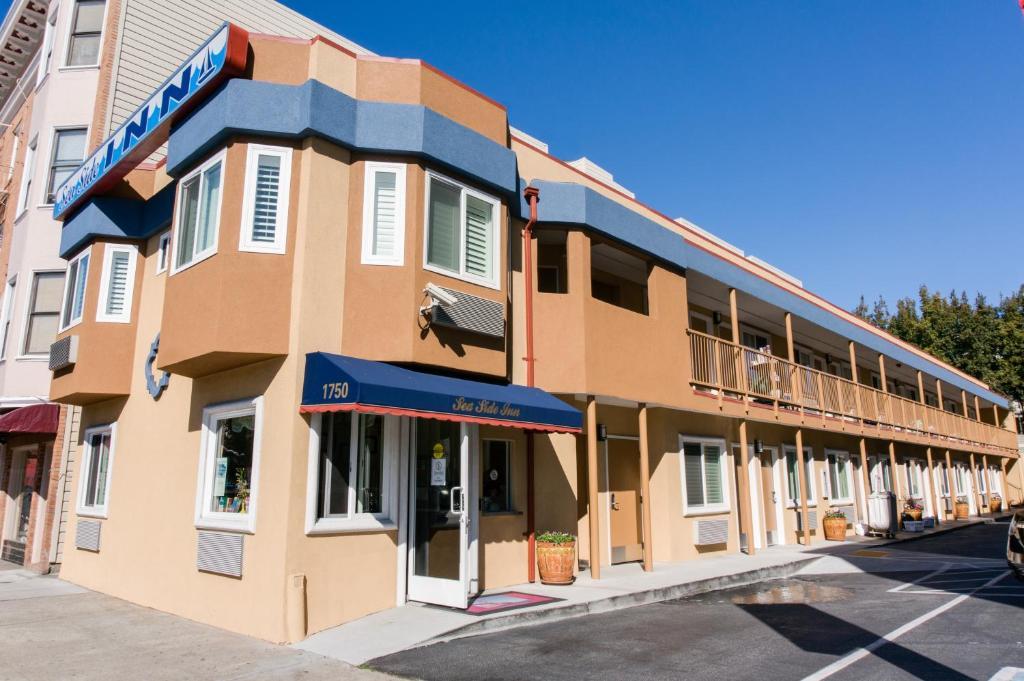 Seaside inn san francisco book your hotel with viamichelin for Buena vista motor inn sf
