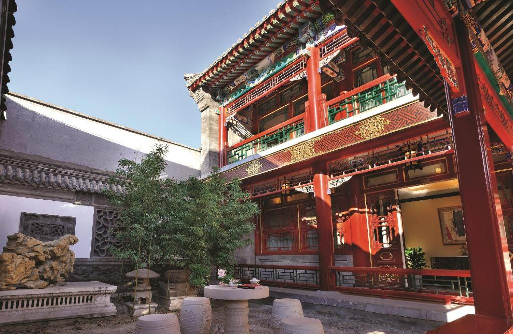 Han S Royal Garden Boutique Hotel Beijing R Servation