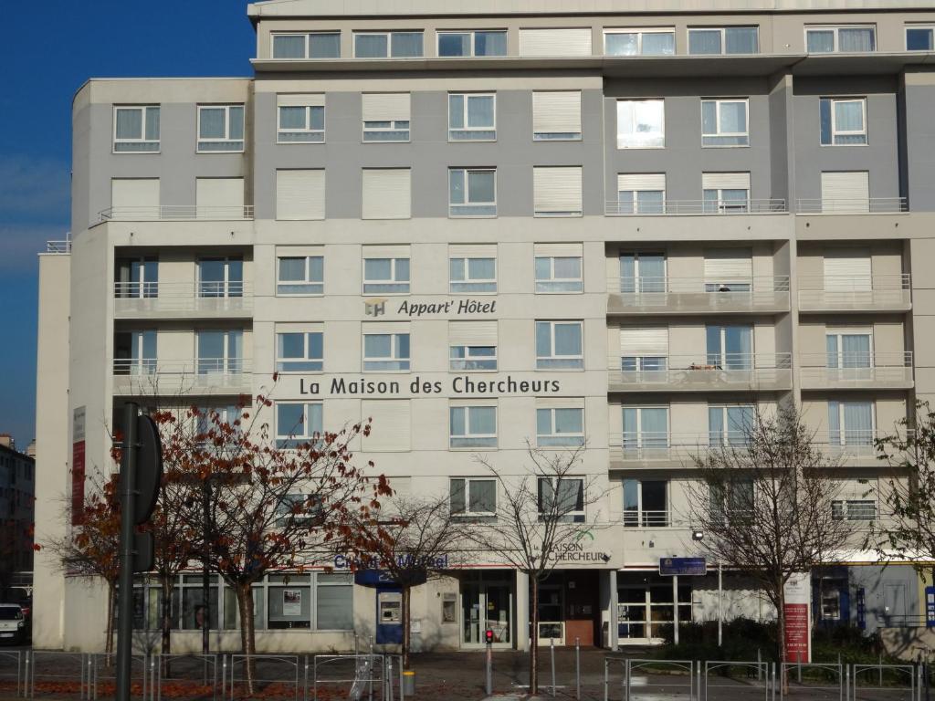 Appart 39 h tel nancy la maison des chercheurs vandoeuvre l s for Appart hotel la maison des chercheurs nancy