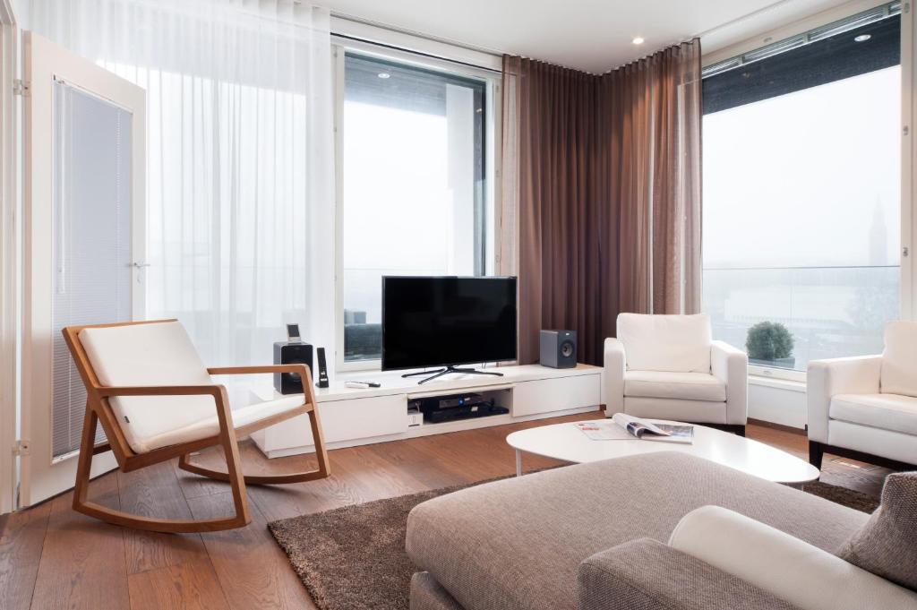 Apartment Hotel Aallonkoti Helsinki Online Booking