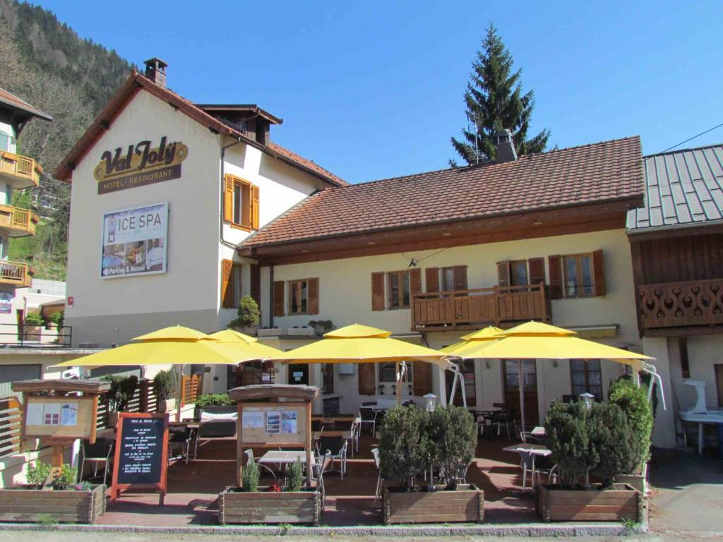 Hotel Le Val Joly Saint Gervais