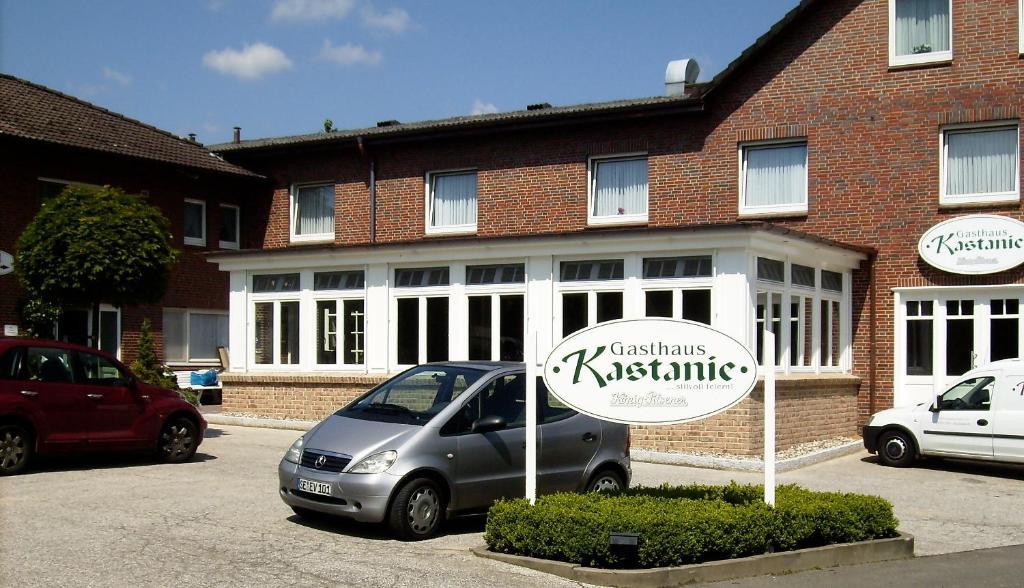 Hotel Zur Kastanie Hamburg