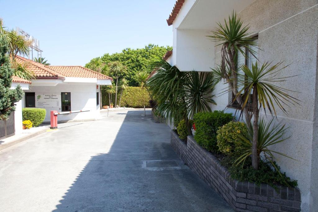 Motel jardin oleiros prenotazione on line viamichelin for Hotel jardin oleiros