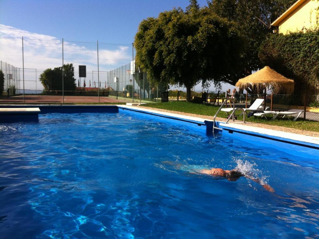 Cortijo amaya torrox reserva tu hotel con viamichelin for Piscinas amaya