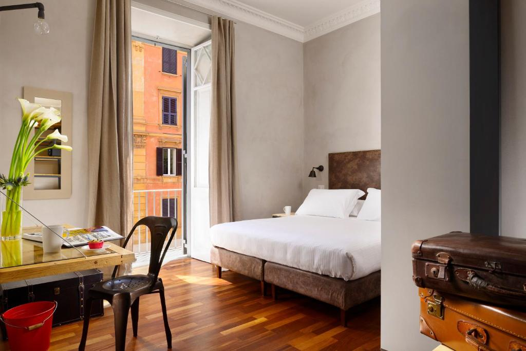 San pietro boutique rooms rome online booking for Boutique hotel 6 rooms