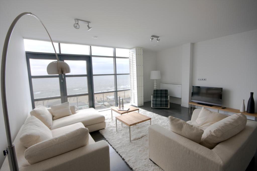 Ferienwohnung house bloemendaal aan zee niederlande for Interieur appartement aan zee