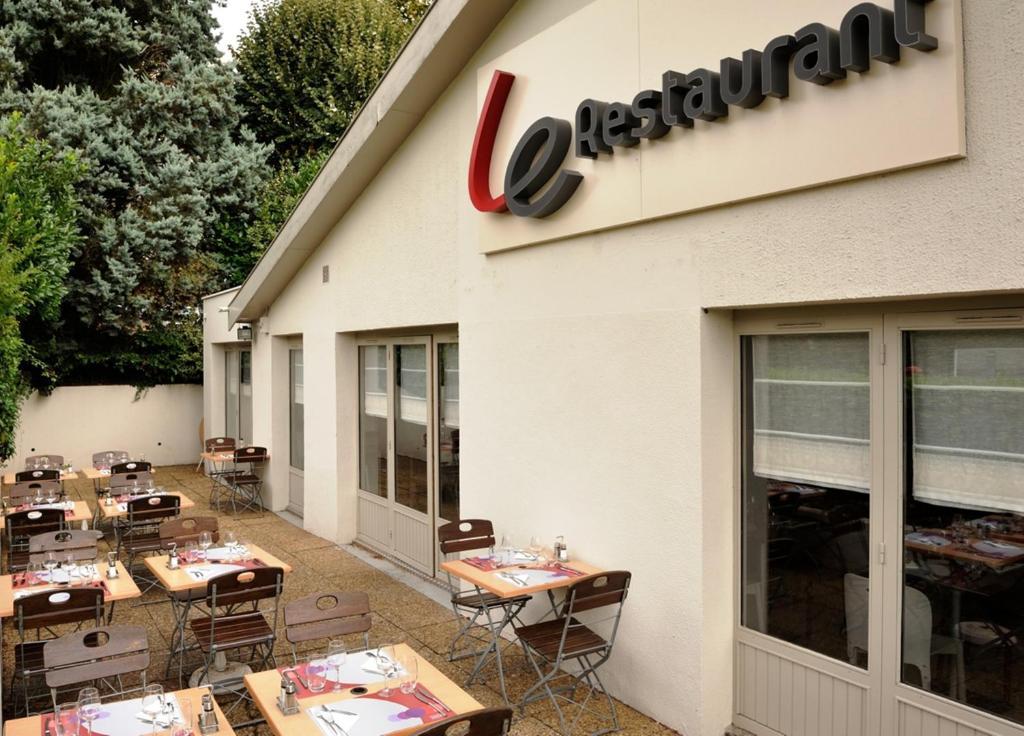 Campanile lyon dardilly porte de lyon limonest book - Restaurant bruay porte nord ...