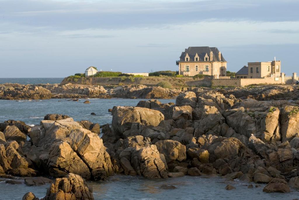 Le fort de l 39 oc an r servation gratuite sur viamichelin for La chaloupe le croisic