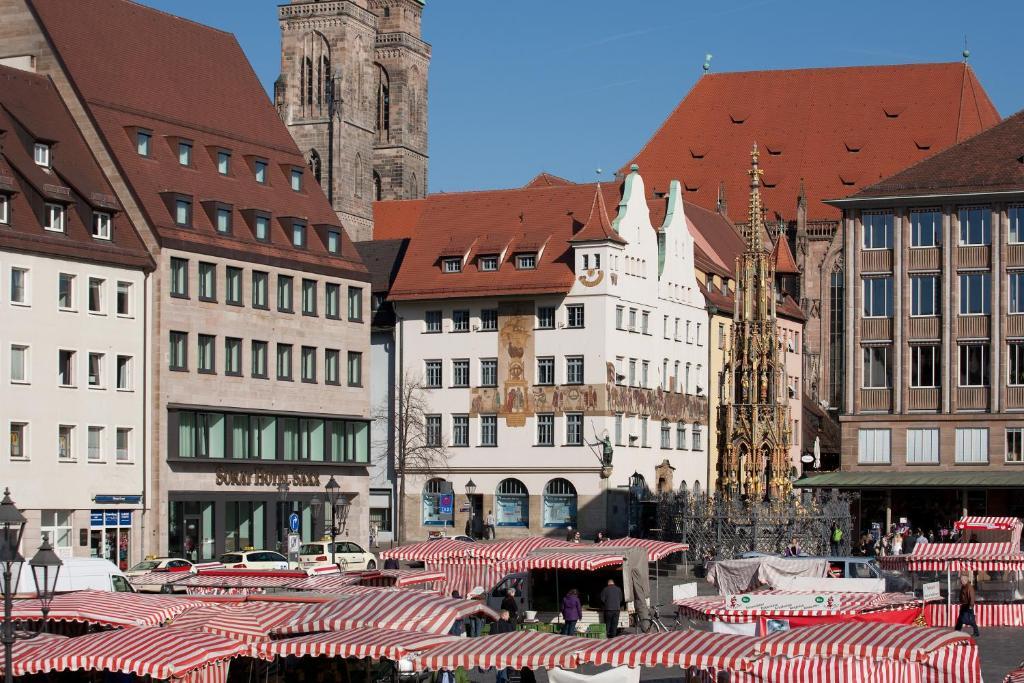 Permalink to Sorat Hotel Saxx Nurnberg Booking