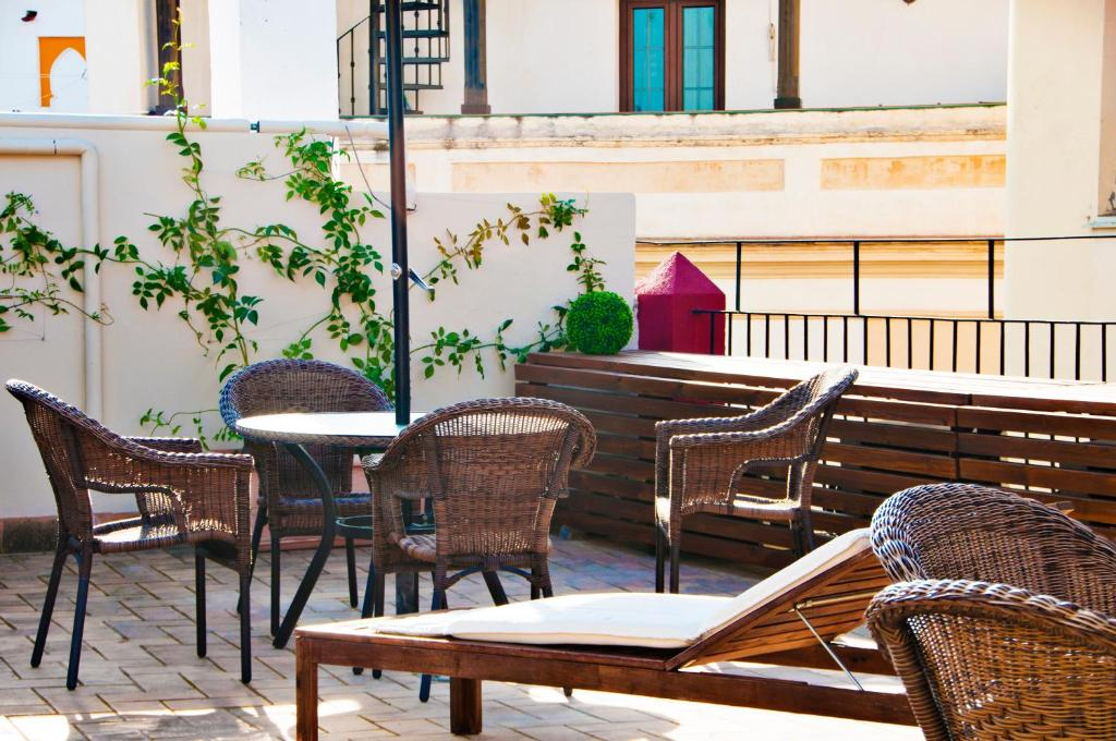 Chambres d 39 h tes hostal callejon del agua chambres d 39 h tes s ville - Chambres d hotes seville ...