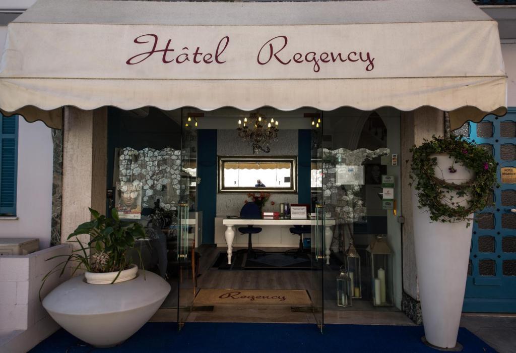 Hotel de charme regency r servation gratuite sur viamichelin for Hotel charme