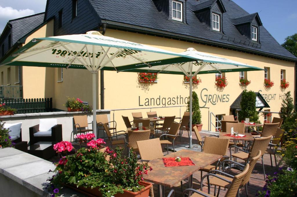 Landhotel Grünes Gericht