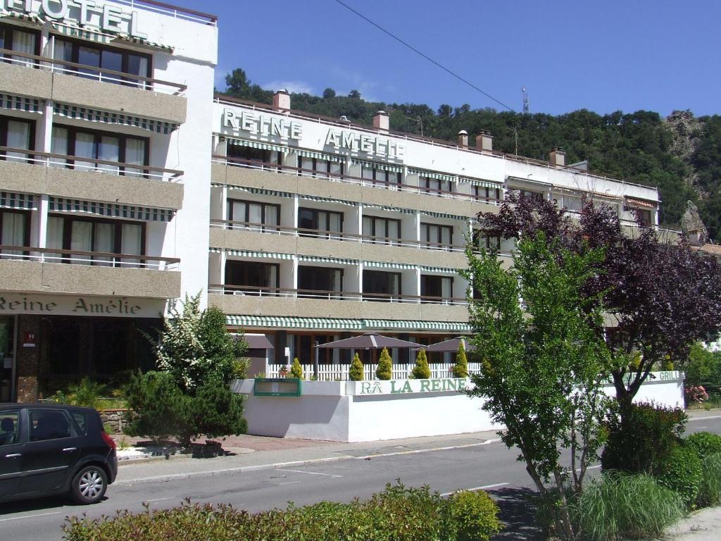 Grand Hotel Reine Amelie