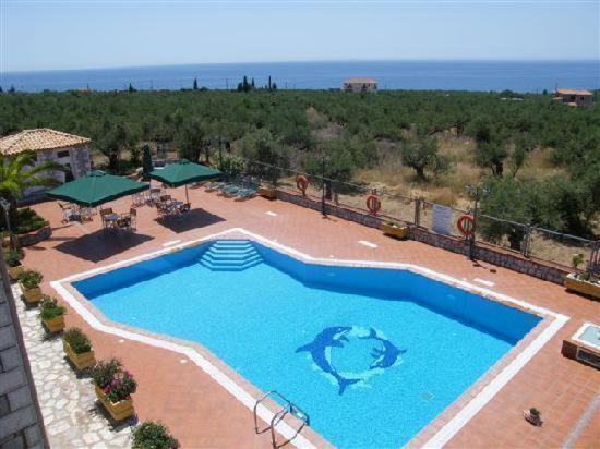 Amalia Apartments Hotel Greece