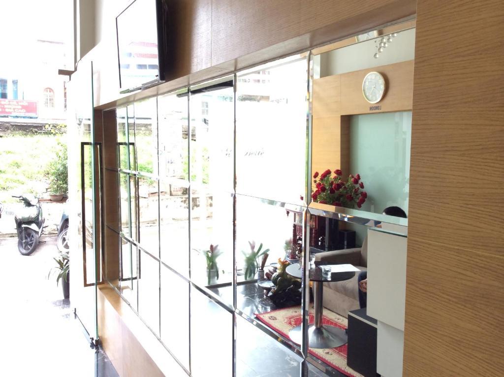 Phòng Tiêu chuẩn Giường Đôi với Vòi sen