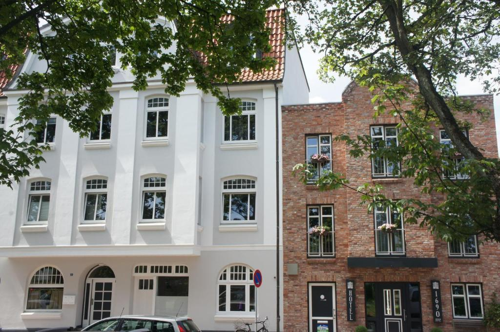 Hotel 1690 rendsburg prenotazione on line viamichelin for Design hotel 1690
