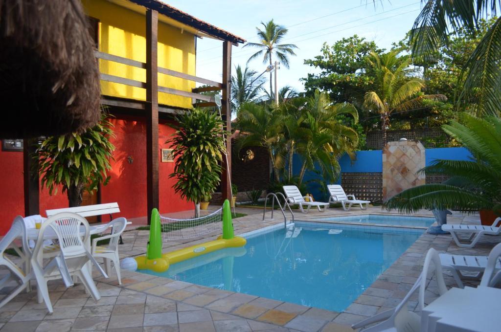 Pousada bon vivant r servation gratuite sur viamichelin for Bon de reservation hotel