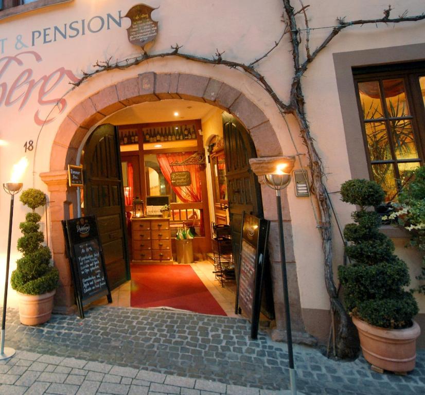 Hotel Restaurant Dalberg
