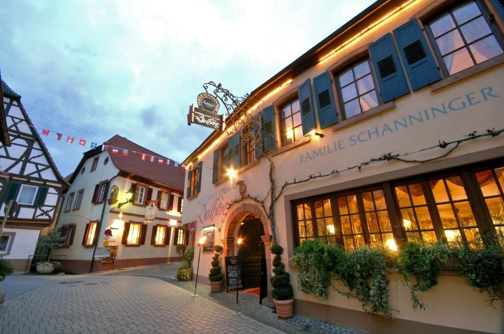 Hotel Restaurant Dalberg St Martin