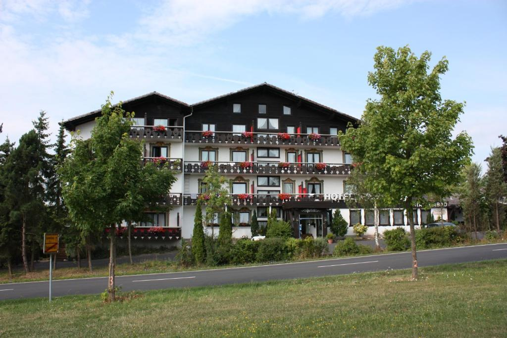 Hotel Rhonhof Bad Bruckenau Oberleichtersbach